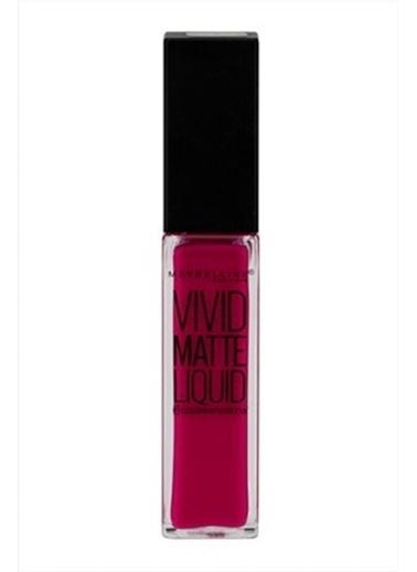 Maybelline New York Color Sensational Vivid Matte Mat Likit Ruj 30 Fuchsia Ecstasy  Fuşya